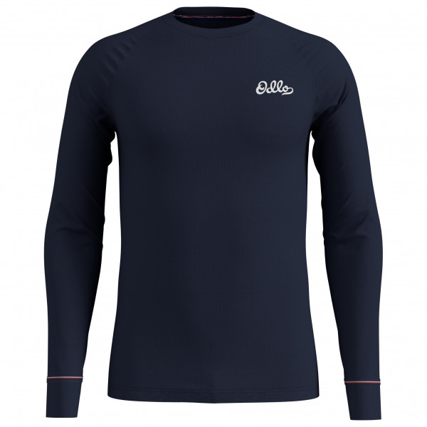 Odlo - BL Top Crew Neck L/S Active Warm Originals - Ski underwear