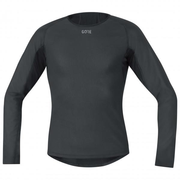 GORE Wear - Windstopper Base Layer Thermo L/S Shirt - Syntetisk undertøy