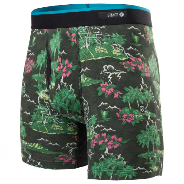 Stance - Aloha Storm Boxer Brief 6in - Alushousut