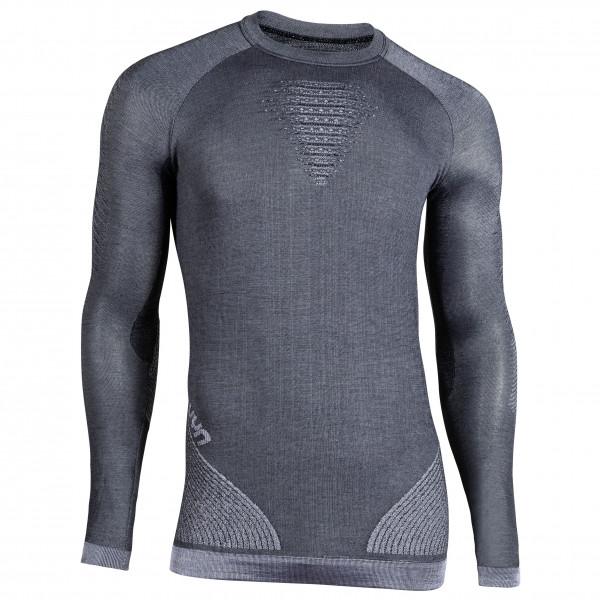 Uyn - Cashmere Shiny UW Shirt Long Sleeve Round Neck - Underkläder syntet