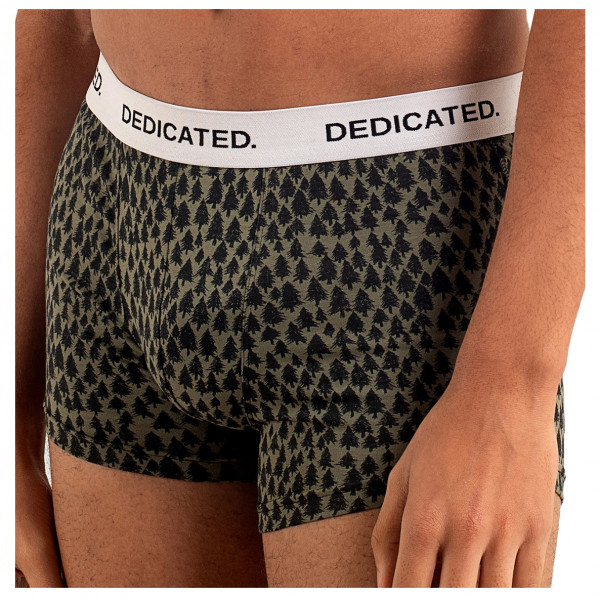 DEDICATED - Boxer Briefs Kalix Trees - Everyday base layer