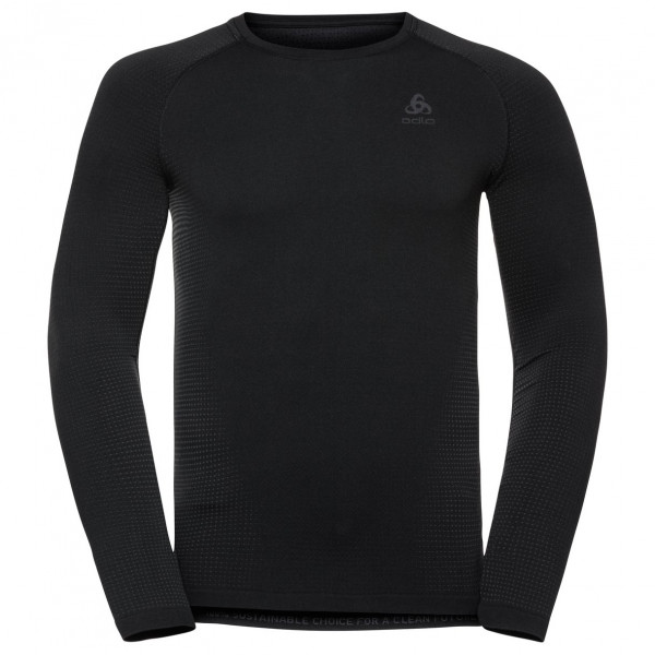 Odlo - Base Layer Top Crew Neck L/S Performance Warm Eco - Synthetic base layer
