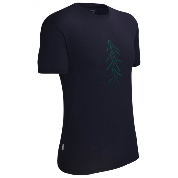 Icebreaker - SF150 Tech T Lite Lancewood - Functional shirt