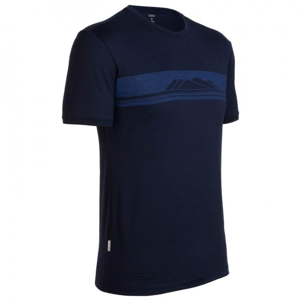 Icebreaker - SF150 Tech T Lite Alps - Functional shirt