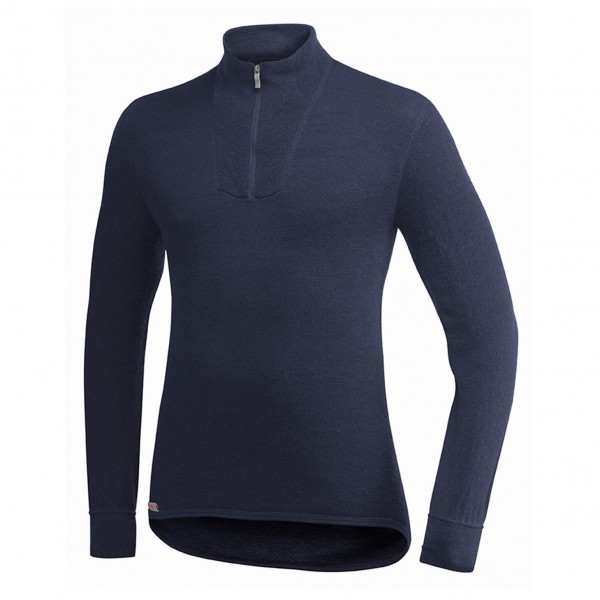 Woolpower - Zip Turtleneck 200 - Merinounterwäsche