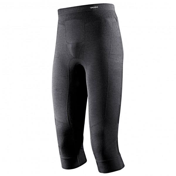 Vaude - Seamless 3/4 Tights - Tekniset alushousut