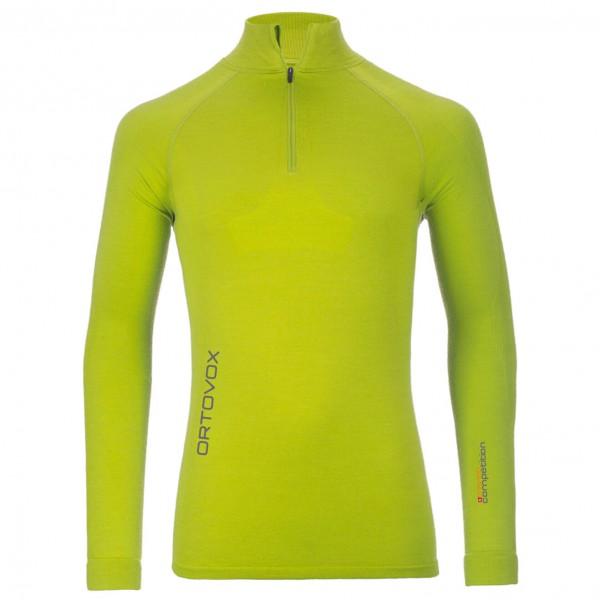 Ortovox - M Comp Long Sleeve Zip - Sportondergoed