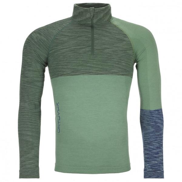 Ortovox - M Comp Long Sleeve Zip - Merinounterwäsche