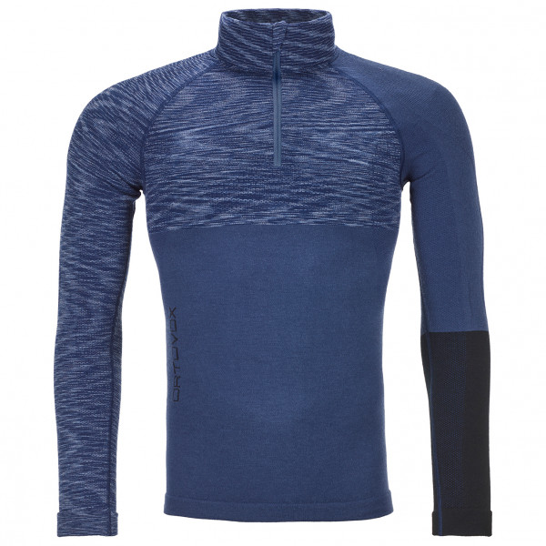 Ortovox - M Comp Long Sleeve Zip - Funktionsunterwäsche