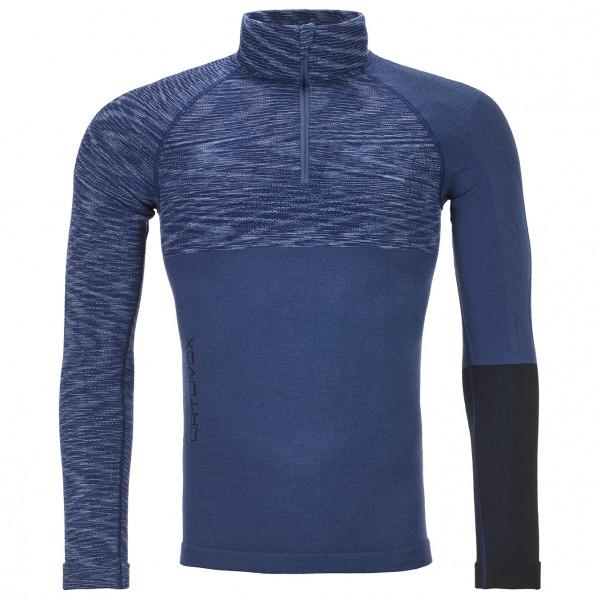 Ortovox - M Comp Long Sleeve Zip - Merino-ondergoed