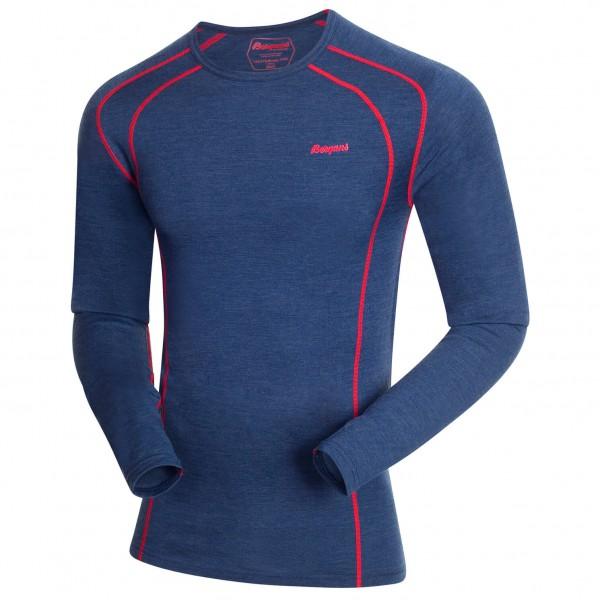 Bergans - Fjellrapp Shirt - Merino base layer