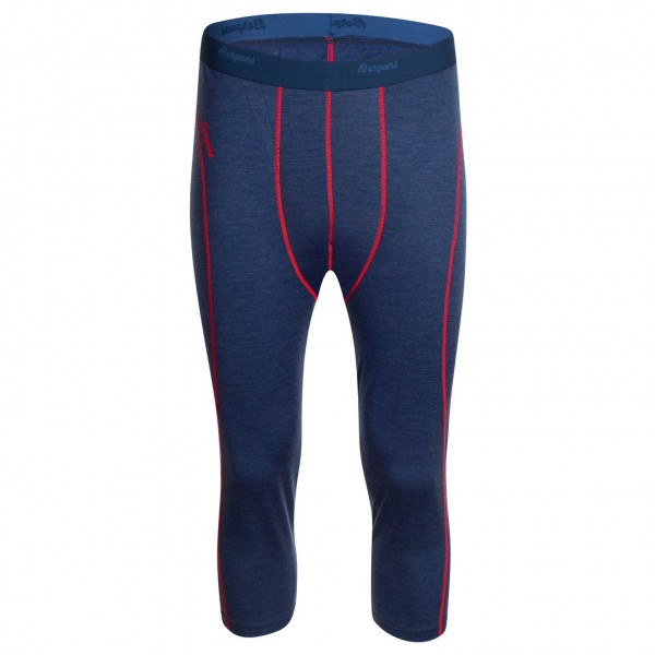 Bergans - Fjellrapp 3/4 Tights - Baselayer