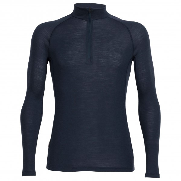 Icebreaker - Everyday L/S Half Zip - Merino base layer