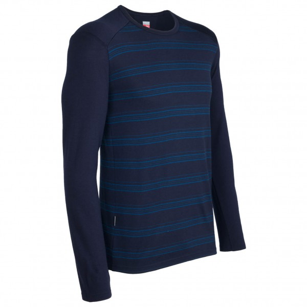 Icebreaker - Tech Top LS Crewe - Functional long-sleeve