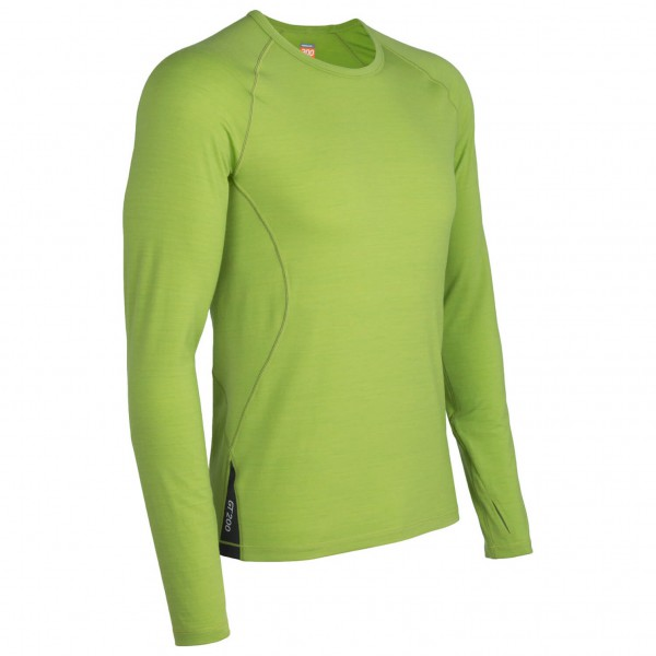 Icebreaker - Sprint LS Crewe - Functional long-sleeve