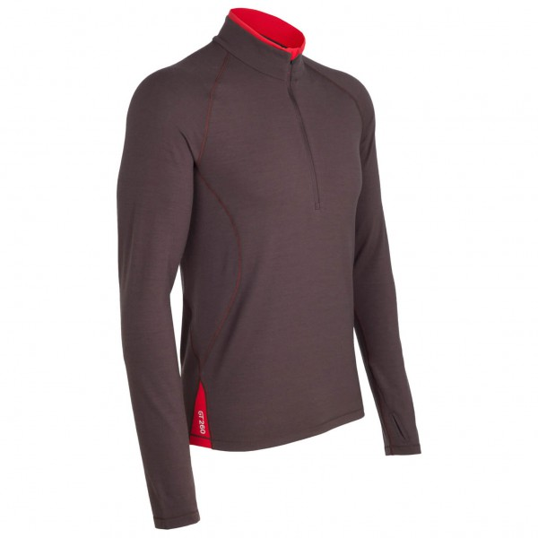 Icebreaker - Pursuit LS Half Zip
