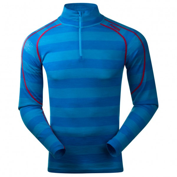 Bergans - Soleie Half Zip - Sport-T-shirt