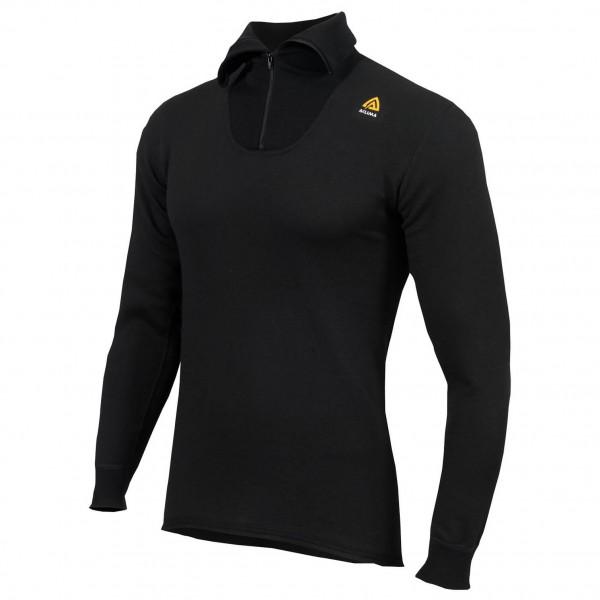 Aclima - HW Polo w/Zip - Underkläder merinoull