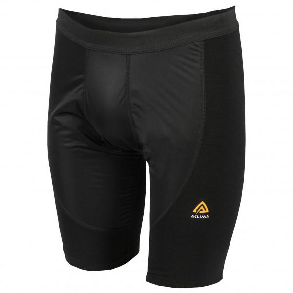 Aclima - WW Long Shorts w/Windstop - Merino base layers