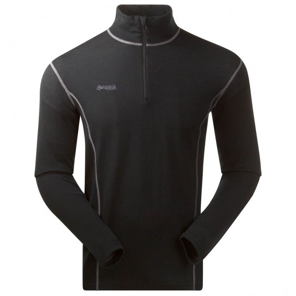Bergans - Akeleie Half Zip - Sous-vêtements en laine mérinos