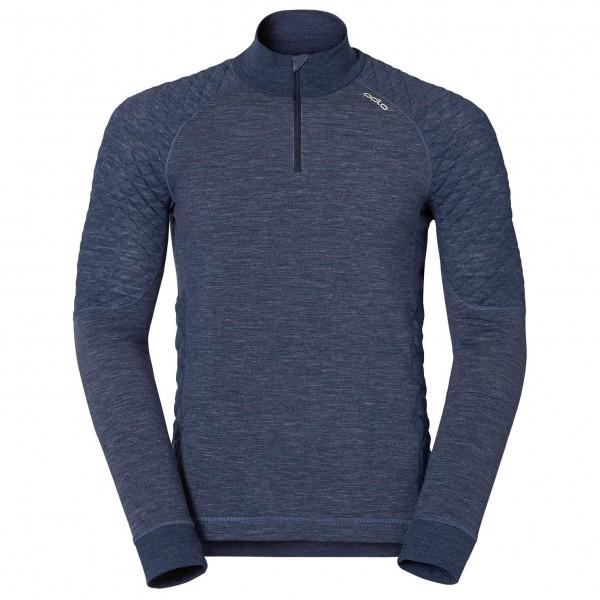 Odlo - Revolution Tw X-Warm Shirt L/S Turtle Neck 1/2 Zip