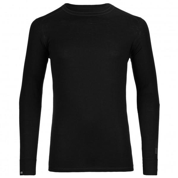 Ortovox - Merino 185 Long Sleeve - Merinovilla-alusvaatteet