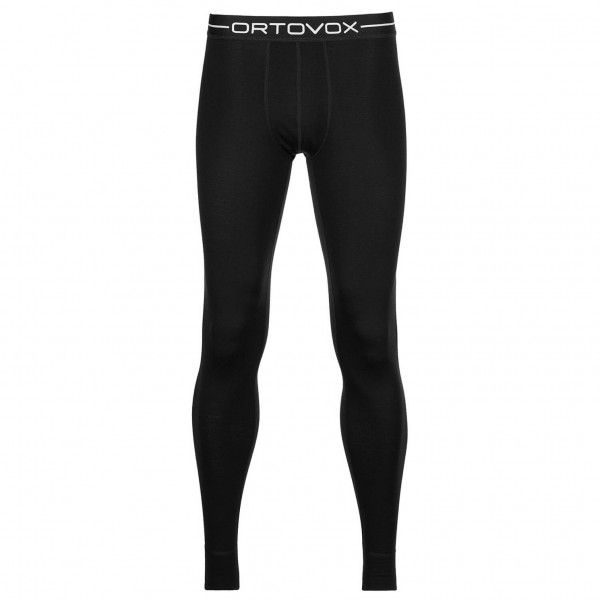 Ortovox - Merino 185 Long Pants - Merino ondergoed