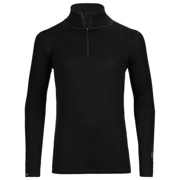 Ortovox - Merino 185 Long Sleeve Zip Neck