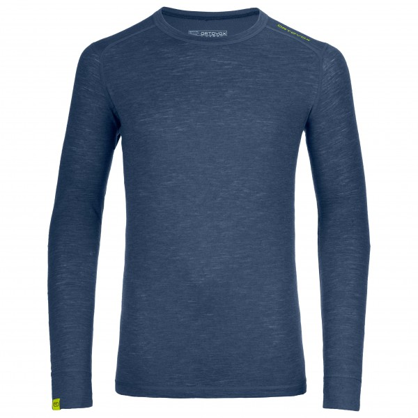Ortovox - Merino Ultra 105 Long Sleeve - Sous-vêtement mérinos