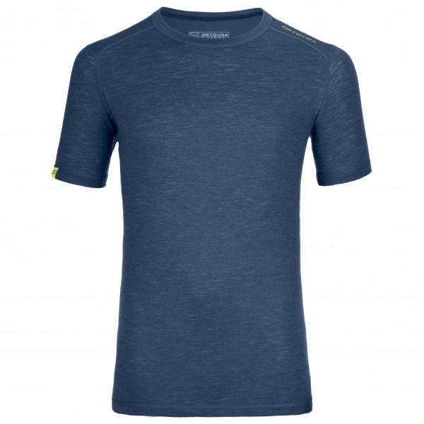 Ortovox - Merino Ultra 105 Short Sleeve - Underkläder merinoull