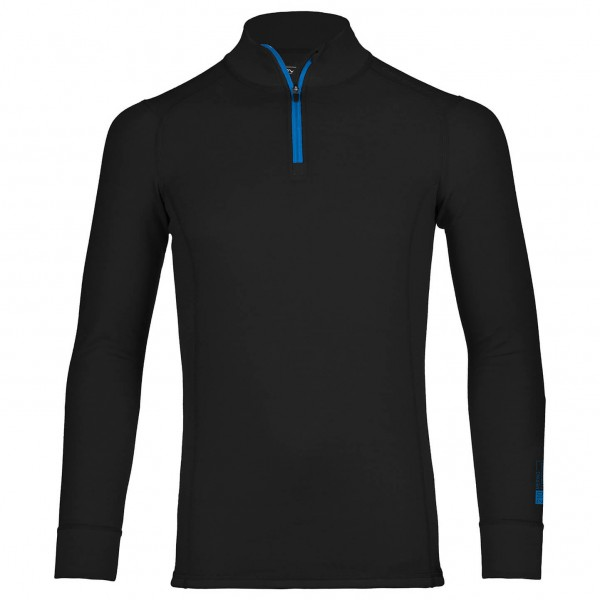 Ortovox - Merino Supersoft 210 Long Sleeve Zip Neck