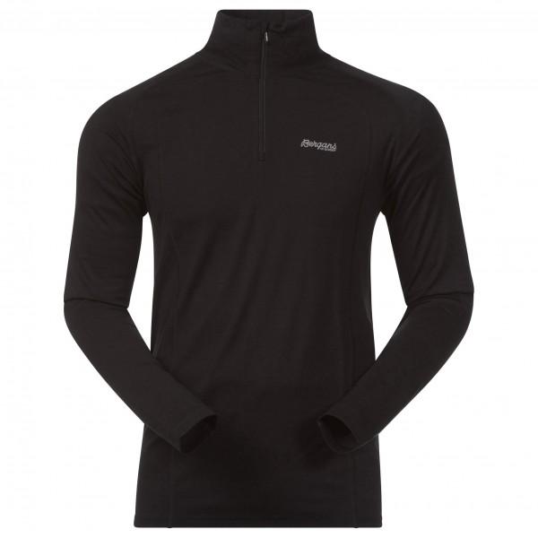 Bergans - Fjellrapp Half Zip - Merino ondergoed