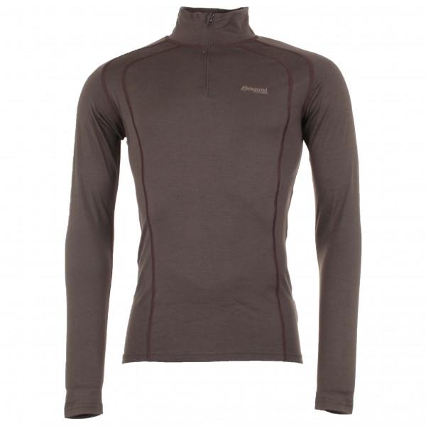 Bergans - Fjellrapp Half Zip - Merino undertøj