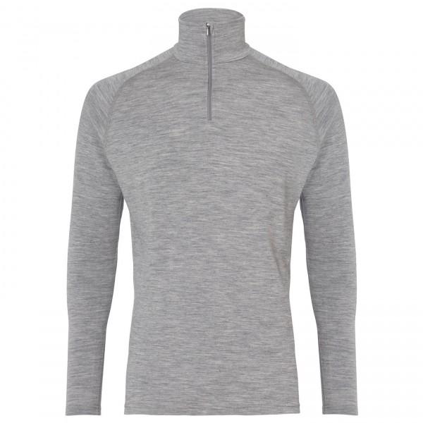 66 North - Basar Zip Neck - Sous-vêtements en laine mérinos
