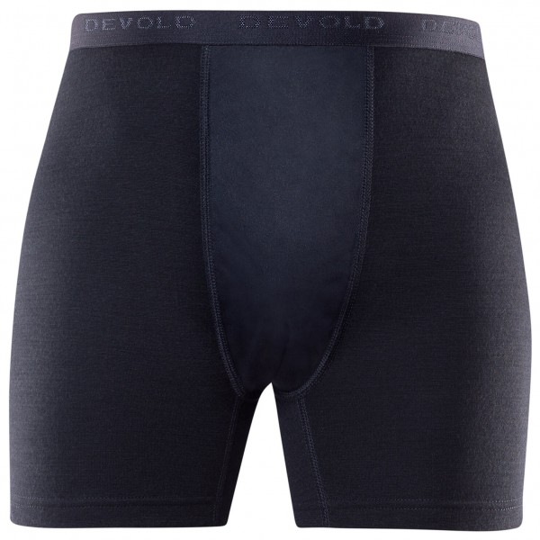 Devold - Duo Active Boxer W/Windstopper - Merinoundertøy