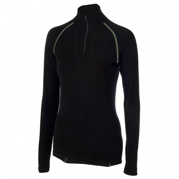 Woolpower - Zip Turtleneck Lite - Merino underwear