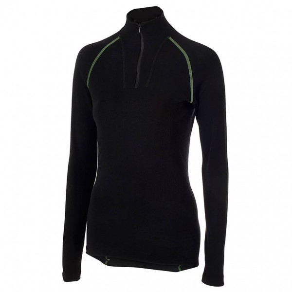 Woolpower - Zip Turtleneck Lite - Merinounterwäsche