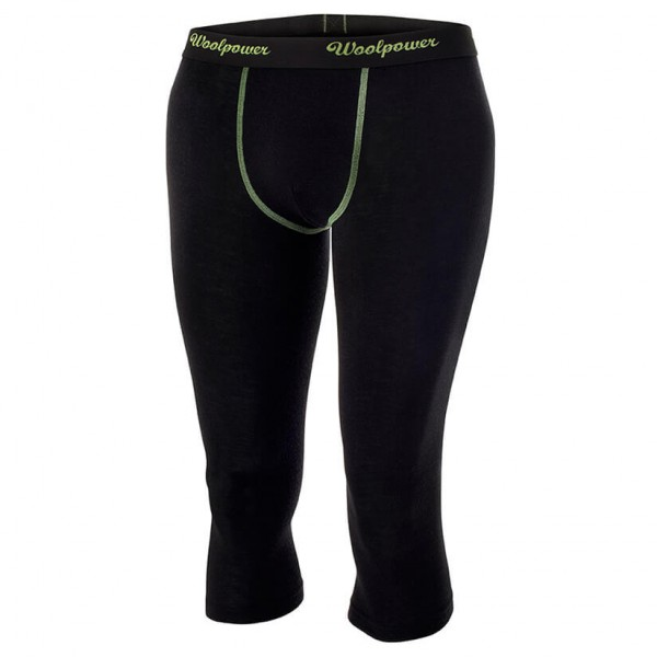 Woolpower - 3/4 Long Johns Lite - Merino ondergoed