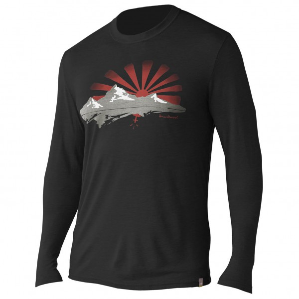 Smartwool - Long Sleeve Sun Rise Slim Fit Tee