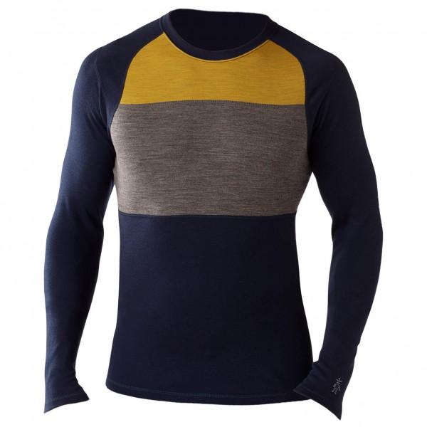 Smartwool - NTS Mid 250 Color Block Crew - Merino underwear