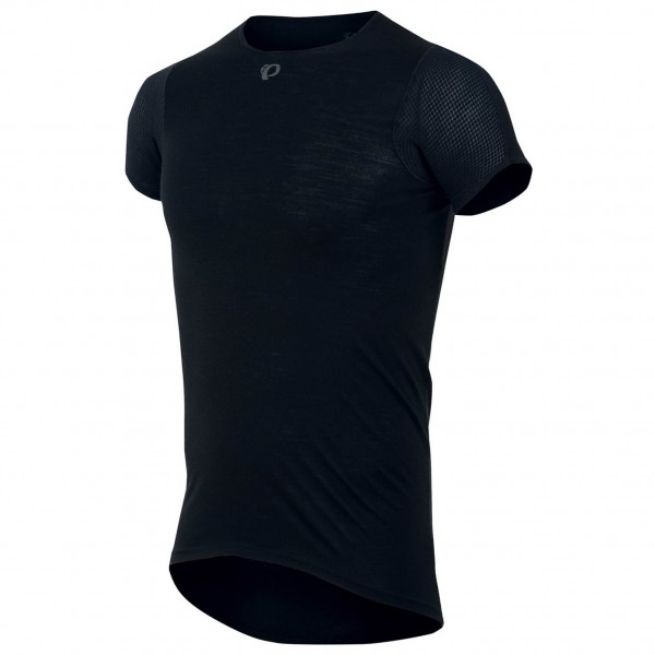 Pearl Izumi - Transfer Wool SS Cyc Base - Merino-shirt