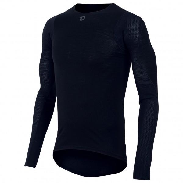 Pearl Izumi - Transfer Wool LS Cyc Base - Underkläder merinoull