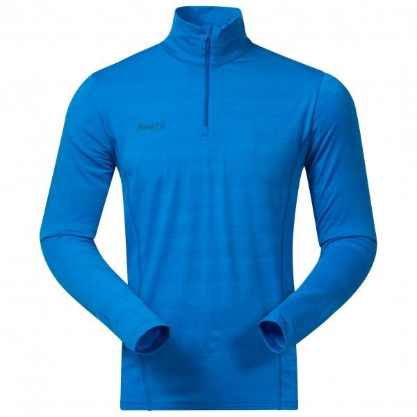 Bergans - Soleie Half Zip - Sous-vêtements en laine mérinos
