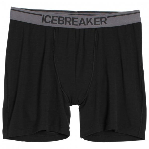 Icebreaker - Anatomica Boxers - Merinovilla-alusvaatteet