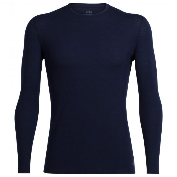 Icebreaker - Anatomica L/S Crewe - Underkläder merinoull