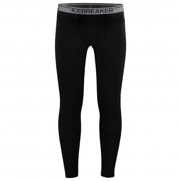 Icebreaker - Anatomica Leggings with Fly - Merino underwear