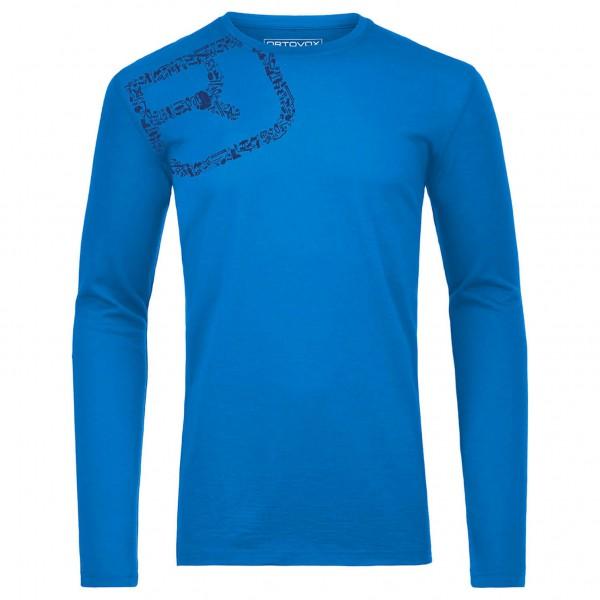 Ortovox - Merino 185 Casual L/S - Merino underwear