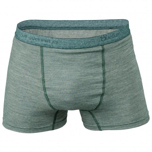 Röjk - SuperSuperUndies Boxer - Sous-vêtements en laine méri