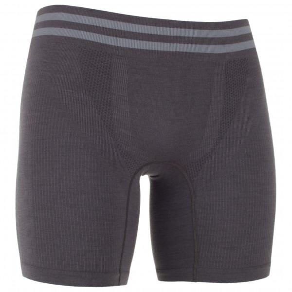"""Smartwool - PhD Seamless 6"""" Boxer Brief - Merino underwear"""
