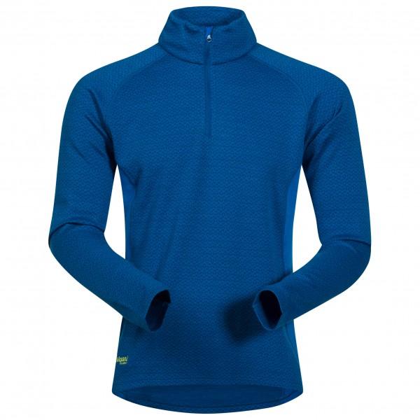 Bergans - Snøull Half Zip - Merino underwear